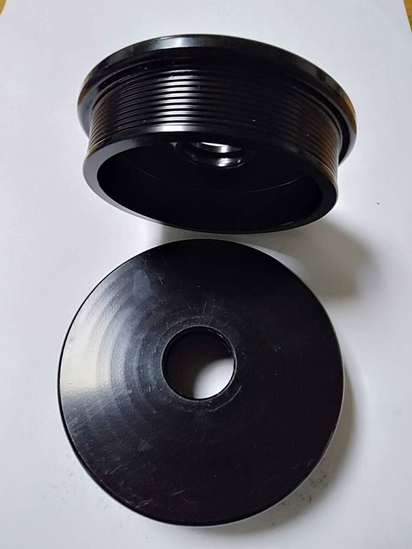 单槽型金属压盖