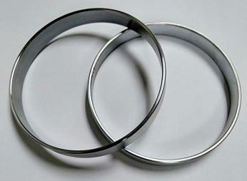 镀锌金属压环